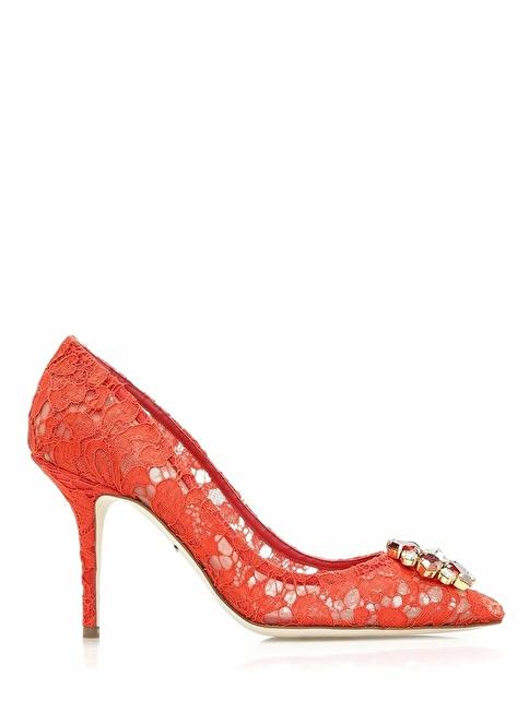 Dolce&Gabbana Ayakkabı Kırmızı